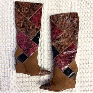 NEW Jessica Simpson Knee High Boots Henlee